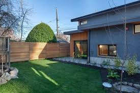 Small House Backyard Simple Living In An 800 Sq Ft Small House