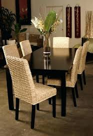 tropical dining room tropical dining room chairs jand home developer