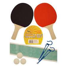 dining room table tennis set table tennis set with bats fits across your dining room table 2 66