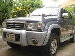 second hand toyota hilux sport rider buy u0026 sell your car online
