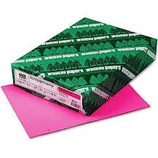 astrobrights colored paper 24lb 8 1 2 x 11 500 sheets ream