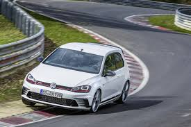 white volkswagen gti 2016 volkswagen golf gti clubsport s review prices specs and 0 60