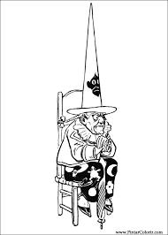 dessins de peindre et couleur magicien d u0027oz imprimer conception 029