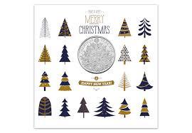2017 uk christmas tree 5 christmas card