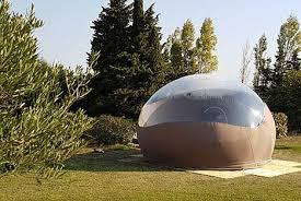 chambres bulles chambres bulles carcassonne nuit et week end insolite en bulle