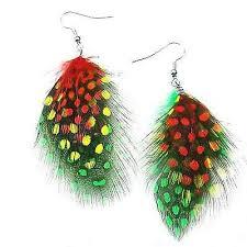 reggae earrings earrings nicemon