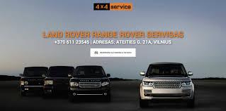 land rover land rover 4x4 service land rover range rover servisas