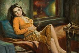 painting picture pattern pin up girls art paintings hd wallpaper