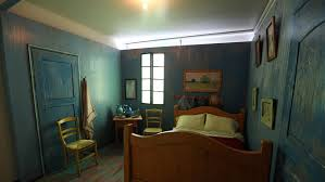 chambre de gogh pour 10 dollars passez une nuit dans la chambre de gogh