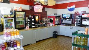 gas station floor plans valine