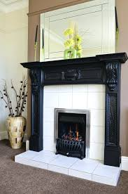 decorating ideas fireplace mantel above wall all brick decorating