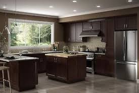 luxor kitchen cabinets 11 x 14 luxor espresso shaker kitchen cabinet door sle with