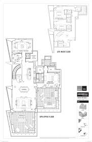 Molson Amphitheatre Floor Plan by Aquabella At Bayside Maziar Moini Broker Home Leader Realty Inc