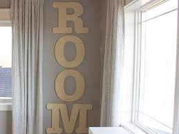 Huge Letters For Wall Interesting Letters Letters Wall Decor