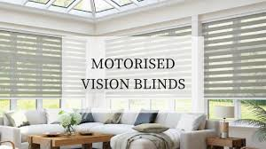 vision blinds motorised youtube