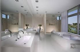 White House Bathtub North Bay Residence By Touzet Studio