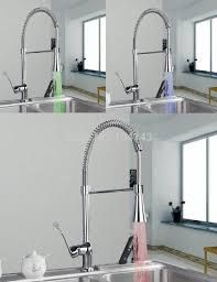 Led Kitchen Faucets Led Faucet Door Knobs Door Locks Cabinet Hardware At Echoclean
