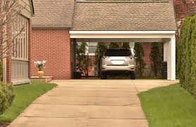 houses with big garages how to determine garage door sizes