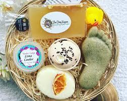 vegan gift baskets citrus twist vegan gift basket handmade treats spa gift gifts