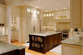 endearing cream color wooden kitchen pantry cabinets come with