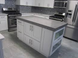 gray shaker cabinet doors with gray kitchen cabinet stains from