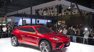 lamborghini engine in car lamborghini promises urus will be fastest most powerful suv ever