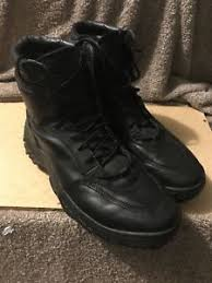s boots in size 11 oakley vibram s leather black combat boots size 11 ebay