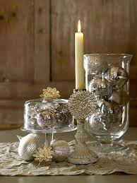 Gold Table Decorations Charming Silver And Gold Christmas Table Decorations Part 7