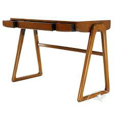 bureau int r bureau bois massif blanc bureau blanc l150cm avec pi tement en bois