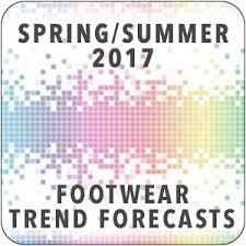 pantone spring summer 2017 spring summer 2017 footwear trend forecast colour trends