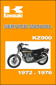 kawasaki workshop manual z1 z1a z1b z900 kz900 1972 1973 1974 1975
