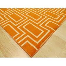 rugs usa radiante trellis bc55 deep orange rug rugs usa summer
