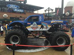 original bigfoot monster truck news u2013 2017 bridgestone winter classic bigfoot 4 4 inc