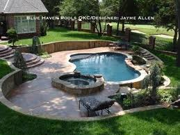 Backyard Designs With Pool Best 25 Backyard Pool Designs Ideas On Pinterest Backyard Ideas