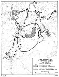Luzon Map Hyperwar Us Army In Wwii Triumph In The Philippines