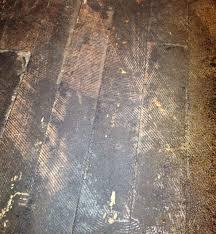 How To Remove Laminate Flooring Glue Removing Linoleum Glue Adorably Shabby