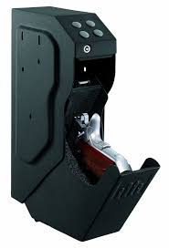 gun safe black friday amazon com gunvault sv500 speedvault handgun safe home improvement