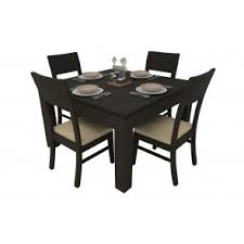 4 Seat Dining Table And Chairs Dining Table Sets Adona Woods