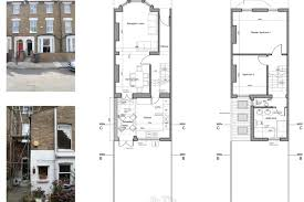 House Extension Design Ideas Uk Clapham North Lambeth Sw4 House Extension London Residential