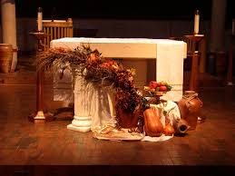 begin your thanksgiving day with mass st catherine of siena