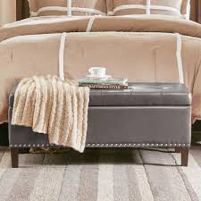 madison park storage ottoman park frances storage ottoman