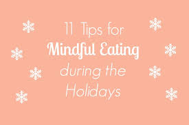 11 tips for mindful during the holidays sweet poppy seed