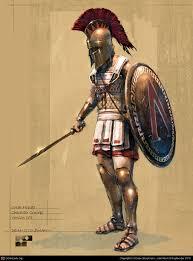 hoplite concept by dean stolpmann hoplites citizen soldiers