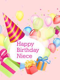 birthday cards for niece birthday u0026 greeting cards by davia