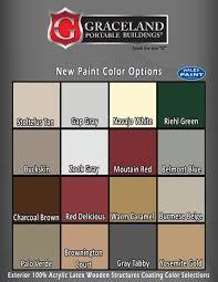 paint color options