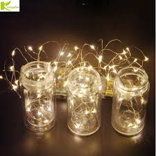 ultra thin wire led lights kingoffer 2m 20 led copper string lights fairy battery operated