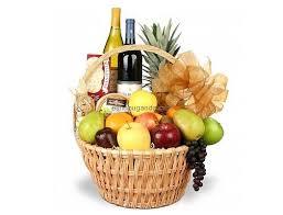 fruit gift baskets wine basket send flowers to uganda send