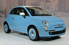 2014 fiat 500 1957 edition la 2013 photo gallery autoblog