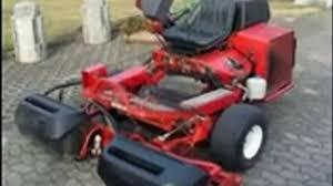 toro greensmaster 3000 3000 d service repair workshop manual