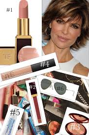 lisa rinna tutorial for her hair lisa rinna s lipstick and other makeup tom ford lipstick lisa